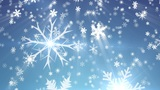Snowy 1 - Snow / Christmas Video Background Loop Animation