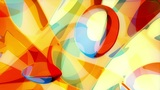 Franz - Colorful Painterly Texture Video Background Loop Animation