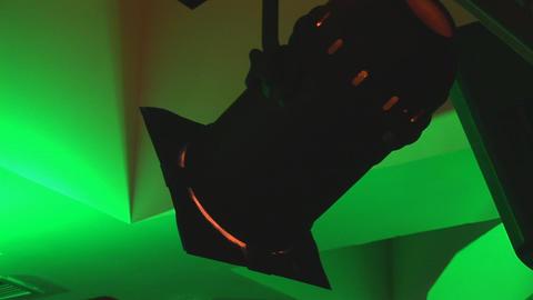 concert lights 7 Stock Video Footage