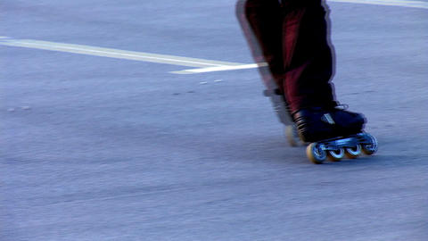 roller 2 Stock Video Footage