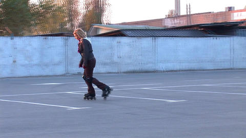 roller 4 Footage