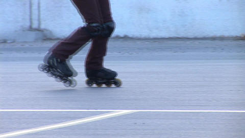 roller 9 Stock Video Footage