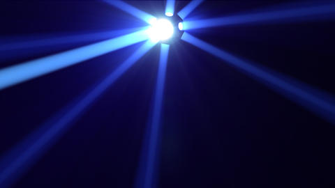 Disco Ball light D Bb HD Stock Video Footage
