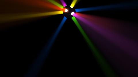 Disco Ball light D Cb HD Stock Video Footage