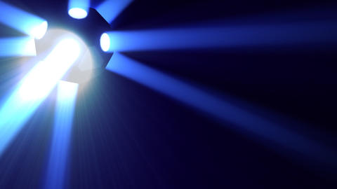 Disco Ball light E Bb HD Stock Video Footage
