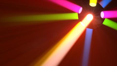 Disco Ball light E Cb HD Stock Video Footage
