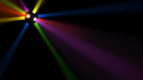Disco Ball light F Cb HD Stock Video Footage