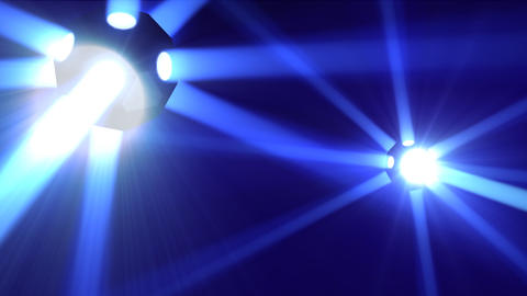Disco Ball light G Bb HD Stock Video Footage