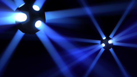 Disco Ball light G Bb HD Animation