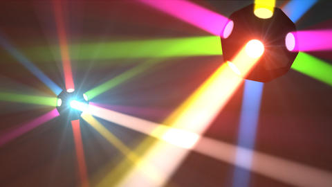Disco Ball light G Cb HD Stock Video Footage