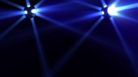 Disco Ball light H Bb HD Stock Video Footage