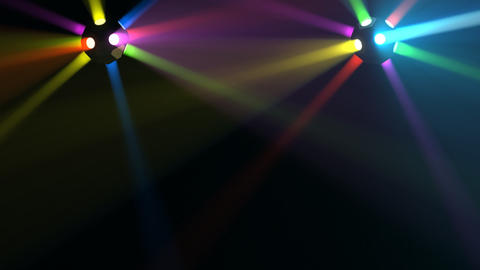 Disco Ball light H Cb HD Stock Video Footage