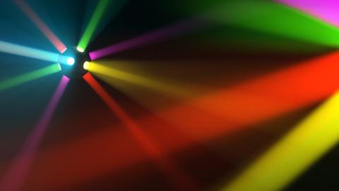 Disco Ball light M Cb HD Stock Video Footage