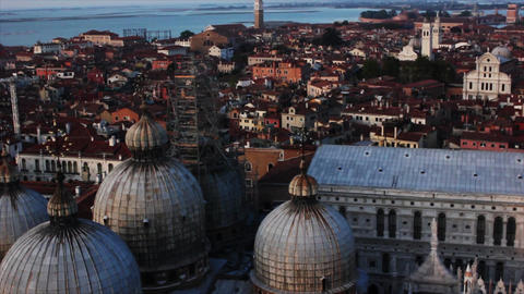 VENICE City 5 Stock Video Footage