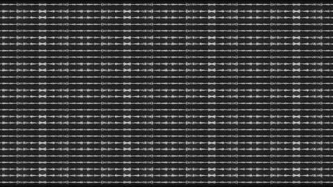 Audio Spectrum Background 01 Stock Video Footage