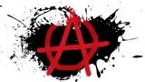 Anarchy paint splash Animation
