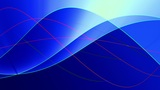 Loopable Blue Background stock footage