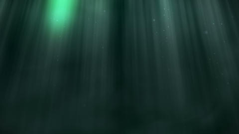 Abstract aqua light ray wall background Animation