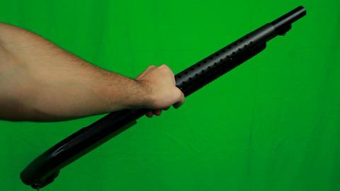 Giving A Shotgun Left Live Action