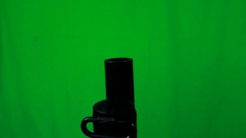 Shotgun Barrel From Bottom Live Action