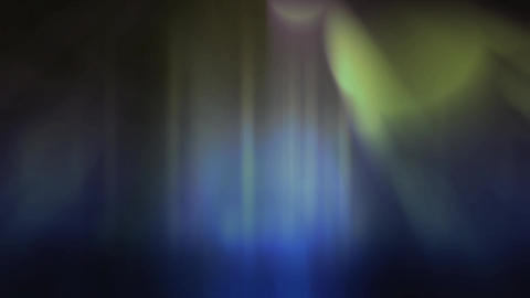 Abstract Rays Overlay Footage
