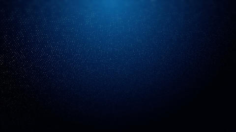 Slow Abstract Dots Background Footage