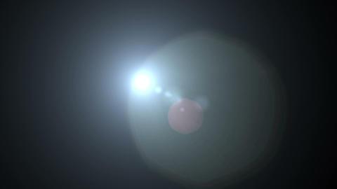 Natural Light Lens Flare 190 Footage