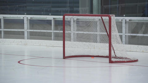 Hockey Practice (7 of 10) Footage