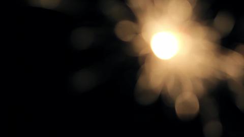 Burning Bengal Lights Sparkler 2 Footage