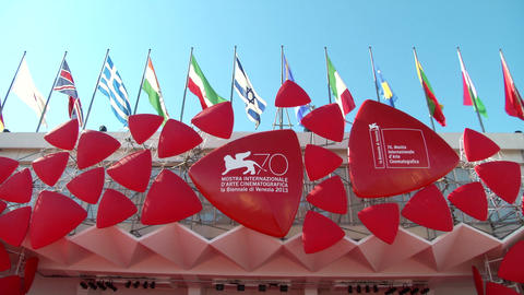 th Venice Film Festival Footage