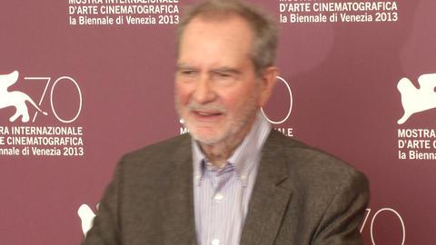 Edgar Reitz press conference Footage