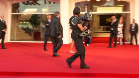 William Friedkin red carpet Footage