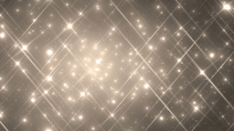 Floodlights Disco Gold Background Animation