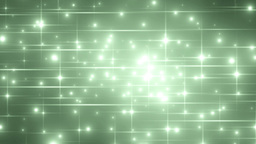 Floodlights Disco Green Background Animation