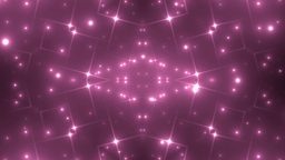 Background Pink Motion With Fractal Design Animation