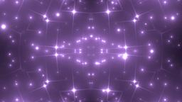 Background Violet Motion With Fractal Design Animation