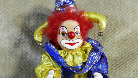 4 K Scary Clown Doll 1 Live Action