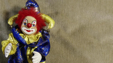 4 K Scary Clown Doll 14 Live Action