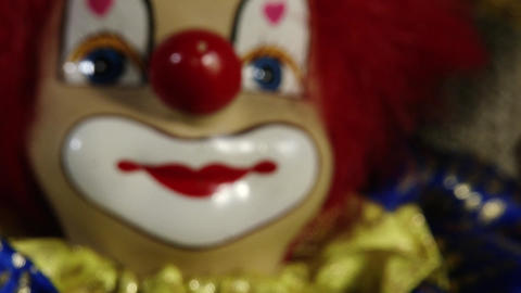 4 K Scary Clown Doll 16 Live Action