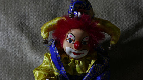 4 K Scary Clown Doll 3 Live Action