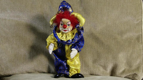 4 K Scary Clown Doll 4 Live Action