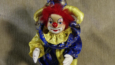 4 K Scary Clown Doll 5 Live Action