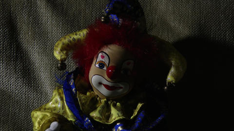 4 K Scary Clown Doll 7 Live Action