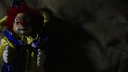4 K Scary Clown Doll 9 Live Action