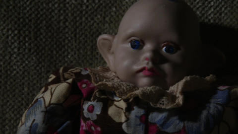 4 K Scary Weird Doll 3 Live Action