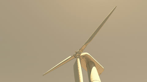 4k Windmill Turbines Clean,Green Wind Energy,new power Live Action