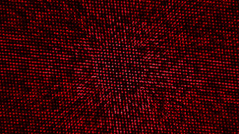 LED screen rippling continuously animation background Animation