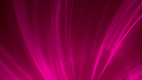 Aurora red rays Animation
