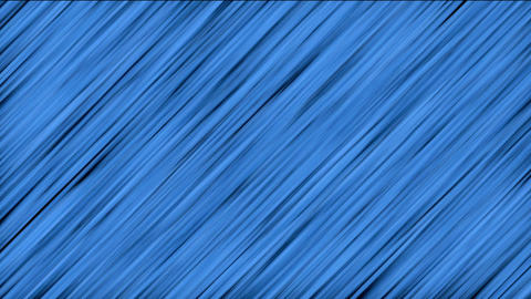 Abstract motion background with blue stripes Animation