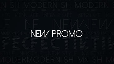 Dynamic Fashion Promo After Effects Project
